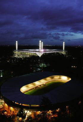 Das RheinEnergieStadion