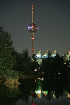 """""""Colonius"""" der Kölner Fernsehturm"""