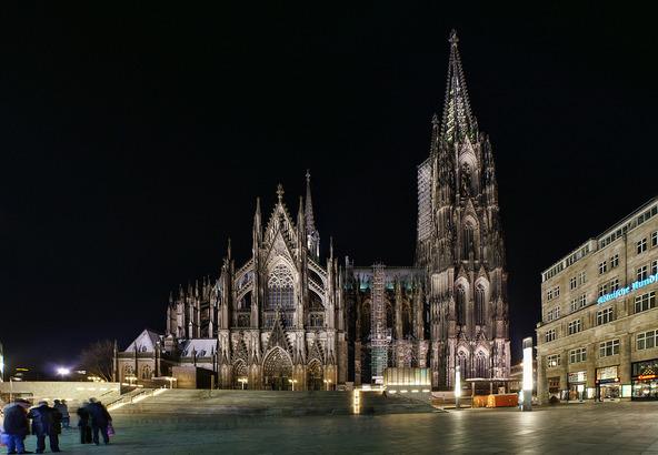 Der Dom von der Nordseite