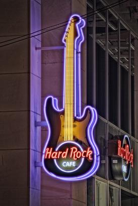 Das Hard Rock Cafe