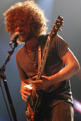 Wolfmother am 30. Januar 2010 im Palladium