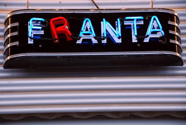 Franta - außergewöhnlich und verrückt