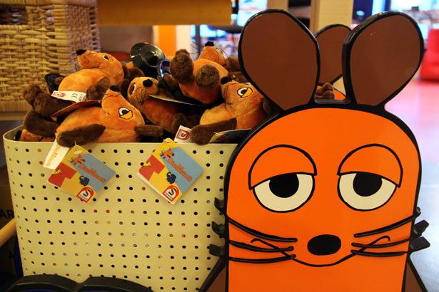 So sieht es bei Maus & Co. aus