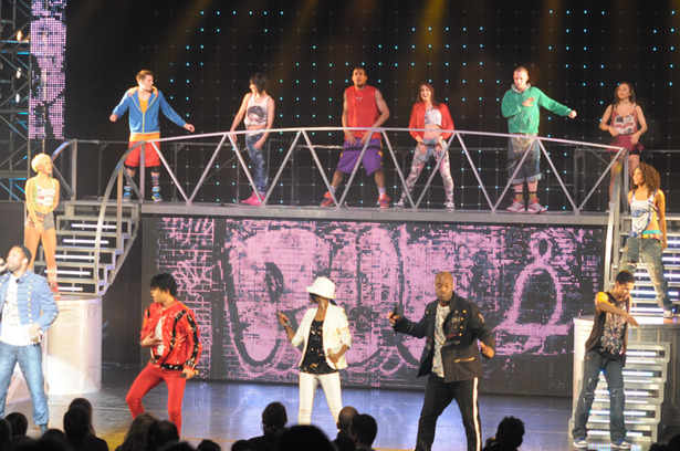 """Thriller - Live"" im Musical Dome 2011"