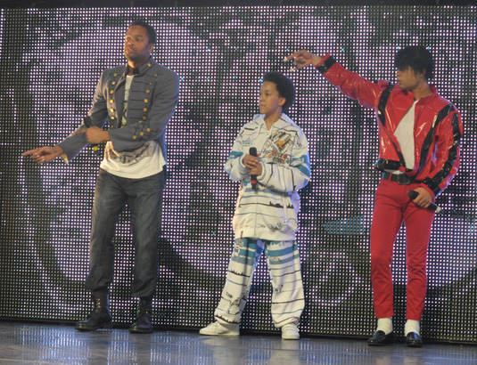 """""""Thriller - Live"""" im Musical Dome 2011"""