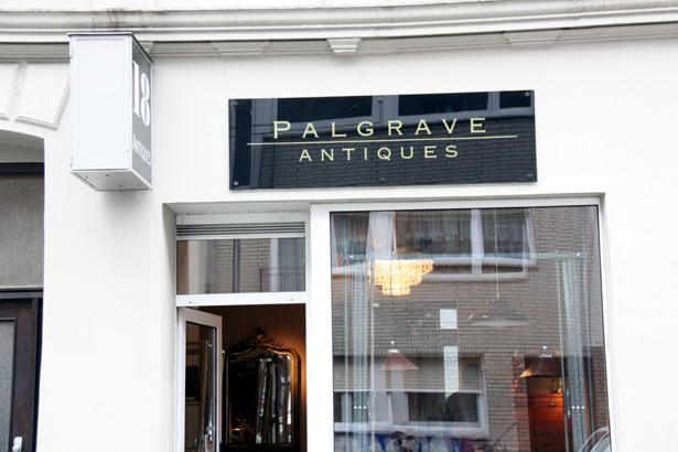 Clubsessel von Palgrave