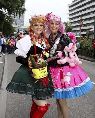 CSD-Parade in Köln 2011 (Teil 2)