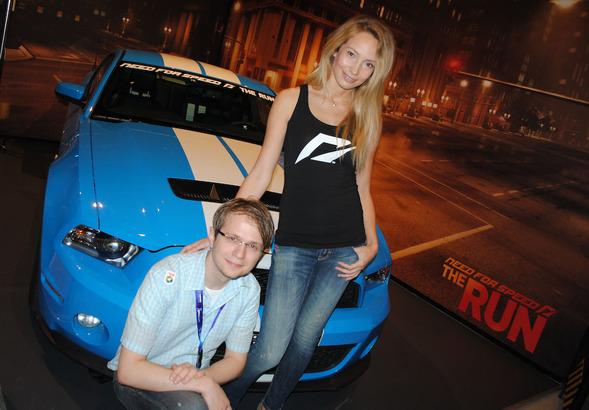 Eindrücke von der Gamescom 2011
