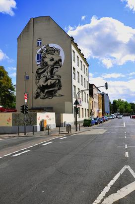 Eindrücke vom Streetart-Festival CityLeaks