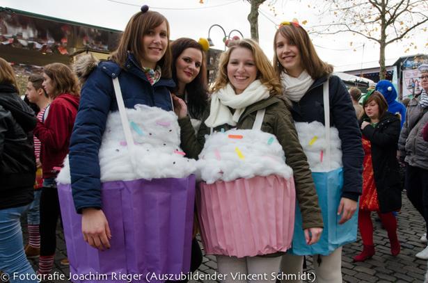 ausgefallene kostüme ideen damen