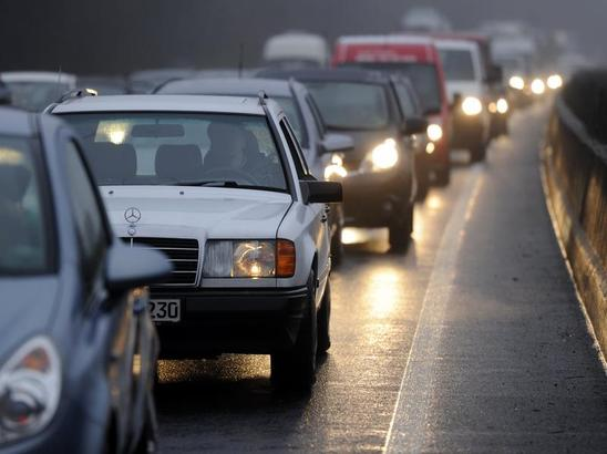 A57 nach Massenkarambolage voll gesperrt