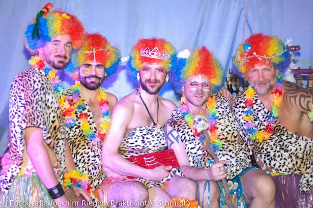 Kostümball der Rosa Funken 2012