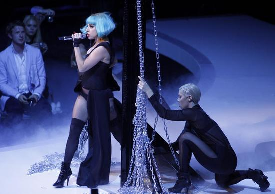 Lady Gaga kommt nach Köln