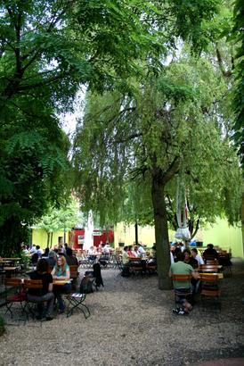 Kölns schönste Biergärten