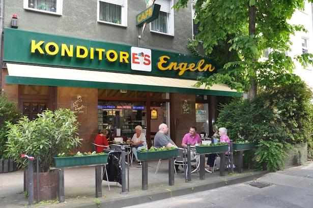 Eiscafé Eis-Engeln in Nippes