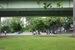 Familienpark unter der Zoobrücke