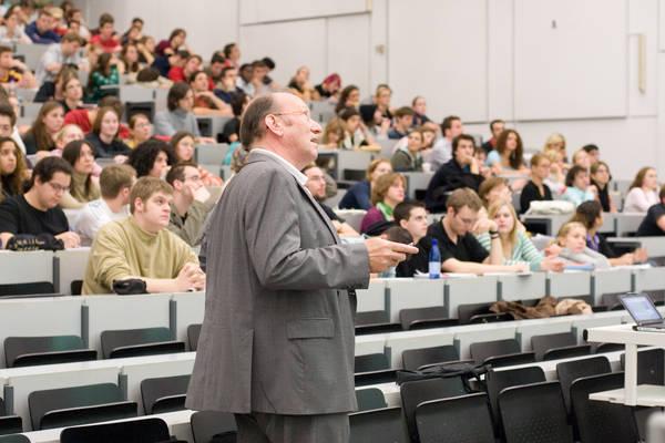 Impressionen von der Kölner Universität