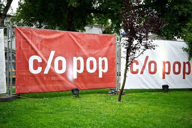 Impressionen von der c/o pop