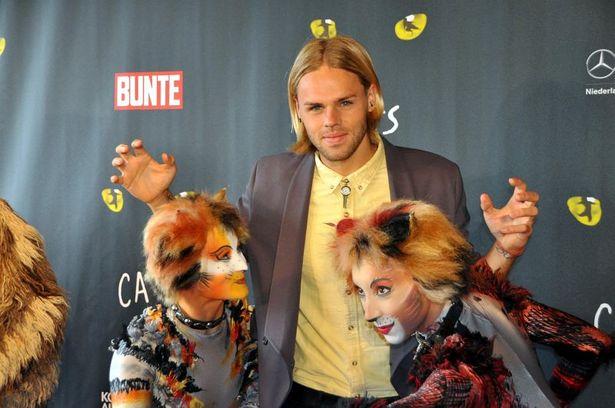 Prominente bei der Cats-Premiere