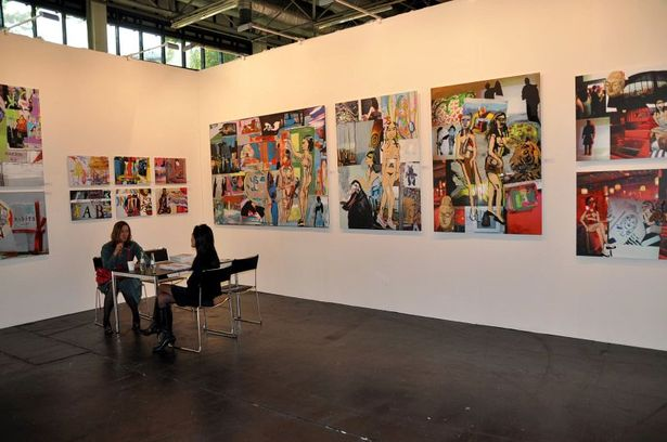Die ART.FAIR 2012