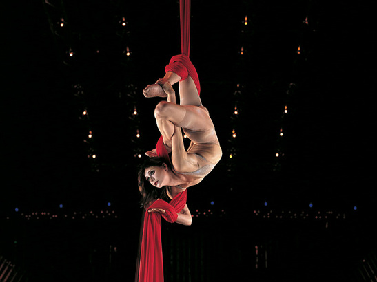 Cirque du Soleil - Quidam in Köln