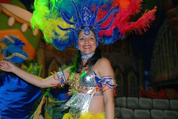 Gürzenich-Bühne im Karneval 2013