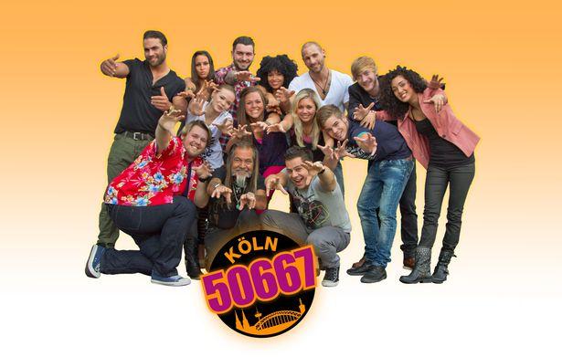 """Die Darsteller von """"Köln 50667"""""""