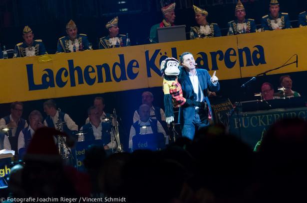 Lachende Kölnarena 2013