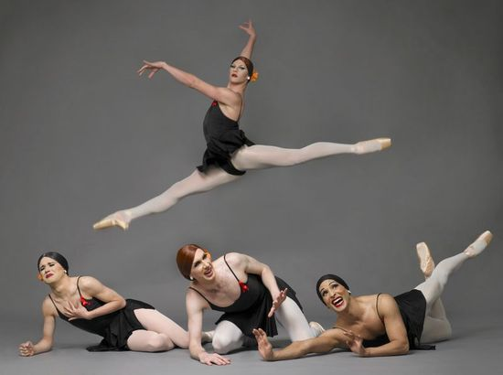 Les Balletts Trockadero in Köln