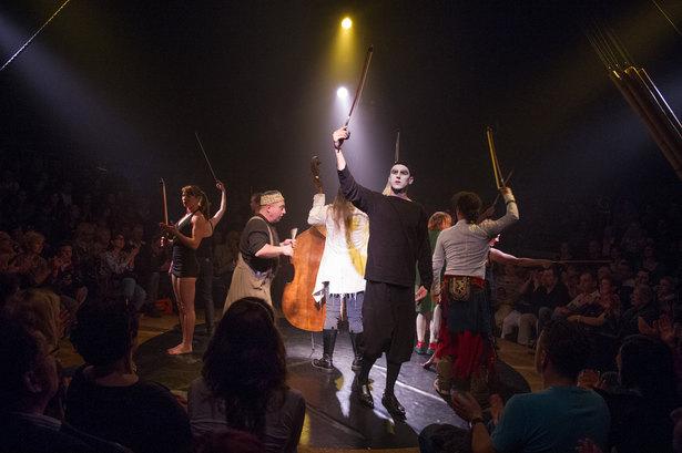 Cirque Bouffon: Nandou