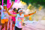 So bunt wird der Color Run
