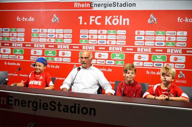 Stadionführung mit Harald Konopka