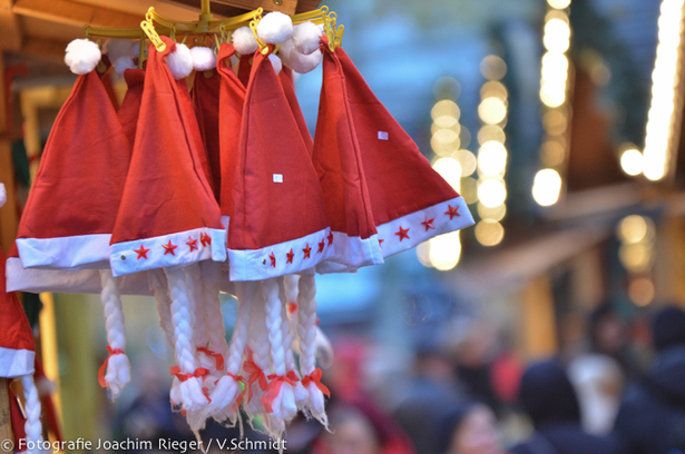 Weihnachtsmarkt auf dem Rudolfplatz (2013)