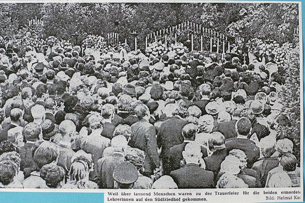 50 Jahre Amoklauf von Volkhoven