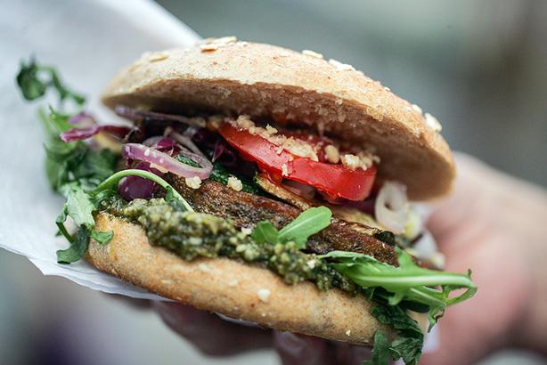 Bunte Burger Food Truck