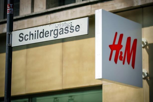 Schildergasse in Köln