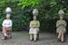 Alltagsmenschen im Botanischen Garten