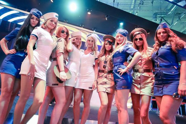Hot Teenie-Bilder Galerie