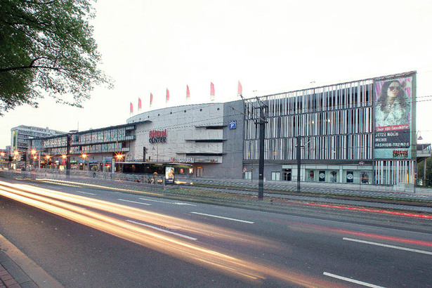 Das Rhein-Center in Köln-Weiden