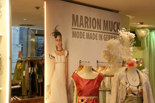 Designerin Marion Muck