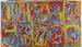 "<span class=""bu"">Jasper Johns<br>Zero to Nine, 1959<br&"