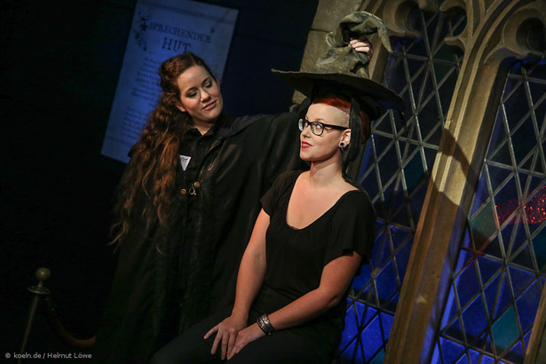 Harry Potter The Exhibition Koeln De