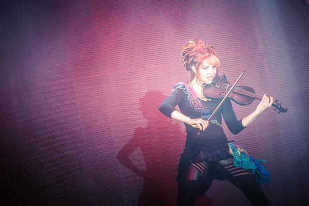 Lindsey Stirling im Palladium