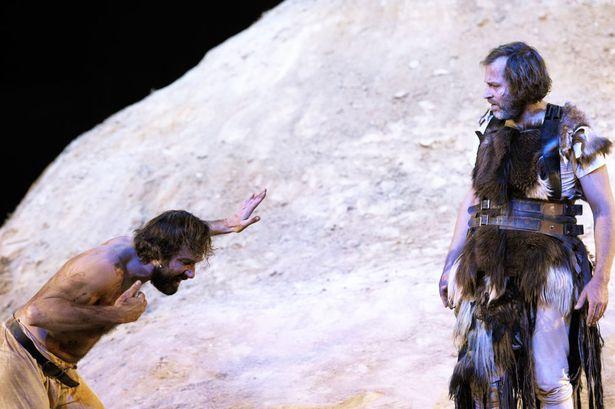 Genesis im Schauspiel Köln