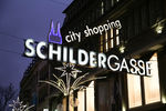 Weihnachtsshopping in der City; Copyright: Foto: Viola Lentze