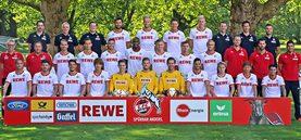 1. FC Köln, Mannschaftsfoto 2015/2016
