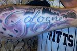 Foto-Aktion: die schönsten Köln-Tattoos unserer User; Copyright: Foto: Manni B.