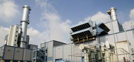 Gas-und-Dampfturbinen-Heizkraftwerk Niehl 3