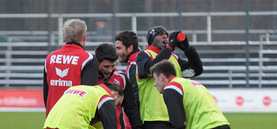 Trainingsauftakt 1. FC Köln am 2. Januar 2017