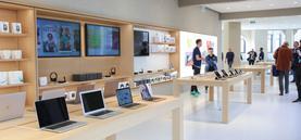 Apple Store auf der Schildergasse